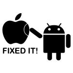 android apple-t javít autómatrica kép