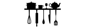 Fali dekorációk konyhába és berendezésekre kategória kép