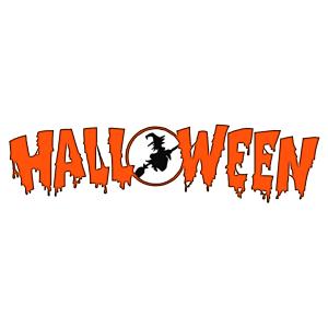 Halloween téma 05 matrica kép
