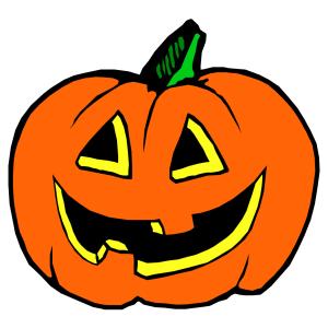 Halloween - tök 15 matrica kép