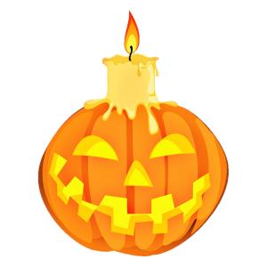 Halloween - tök 18 matrica kép