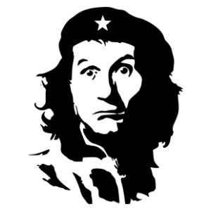 Al Bundy - Che Guevara matrica kép