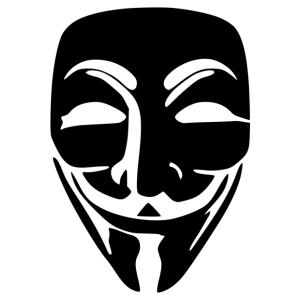 Anonymous matrica kép