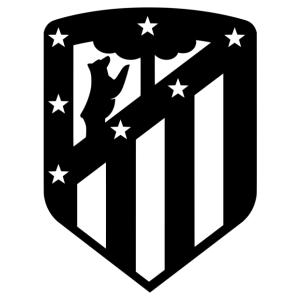 Atlético Madrid matrica kép