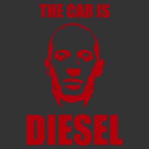 Az autó Diesel (Vin Diesel) autómatrica kép