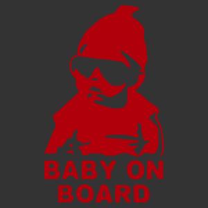 Baby on board autómatrica kép