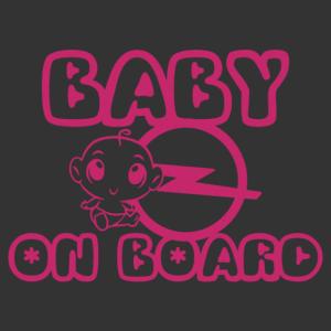 Baby on Board - Opel v2 kép