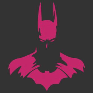 Batman - Sötét lovag szemből matrica kép