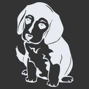 Beagle 001 matrica kép