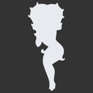 Betty Boop matrica kép