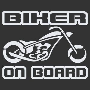 Biker On Board - Chopper kép