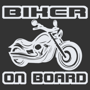 Biker On Board - Cruiser kép