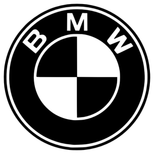 BMW logó matrica kép