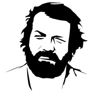 Bud Spencer 03 matrica kép