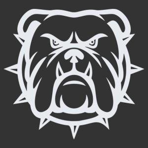 Bulldog 002 matrica kép