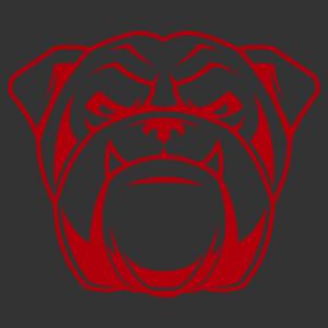 Bulldog 003 matrica kép