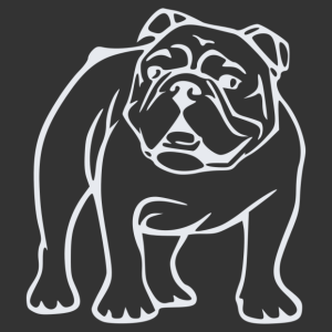 Bulldog 005 matrica kép