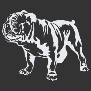 Bulldog 006 matrica kép