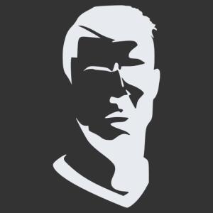 Cristiano Ronaldo (CR7) matrica kép