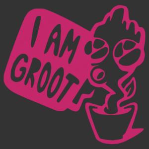 Cuki Baby Groot (cserépben) matrica kép