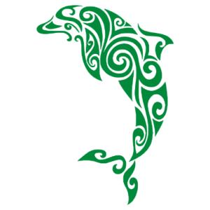Delfin 10 matrica kép
