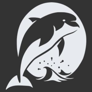 Delfin 14 matrica kép