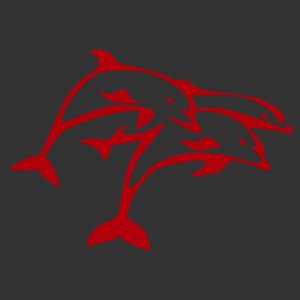 Delfinek 02 matrica kép