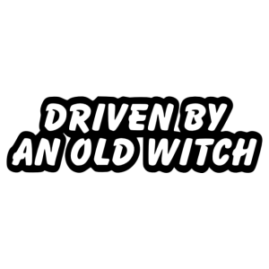 Driven by an old witch kép