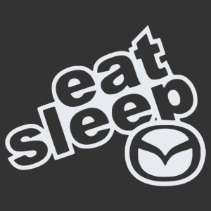 Evés, alvás, Mazda autómatrica kép