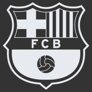 FC Barcelona matrica kép