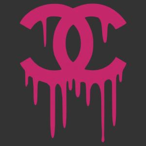 Folyós Chanel logó csajos autómatrica kép