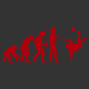 Futball Foci evolúció vicces autó matrica kép