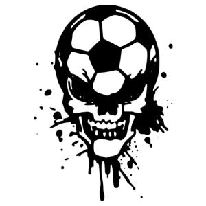 Futball Focilabda koponya autómatrica kép