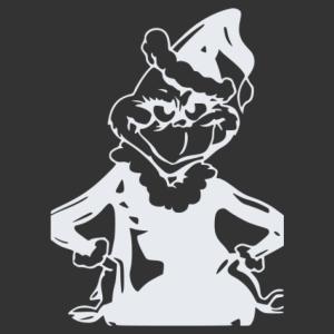 Grinch matrica kép