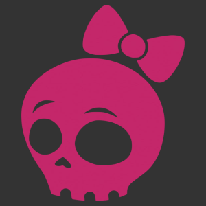 Halloween - koponya 11 matrica kép