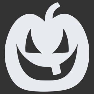Halloween - tök 02 matrica kép