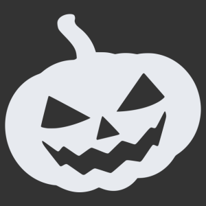 Halloween - tök 04 matrica kép