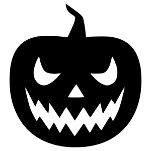 Halloween - tök 10 matrica kép