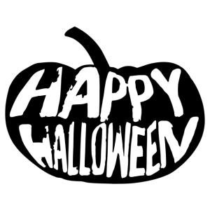 Halloween - tök 14 matrica kép