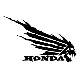 Honda Ghost matrica kép