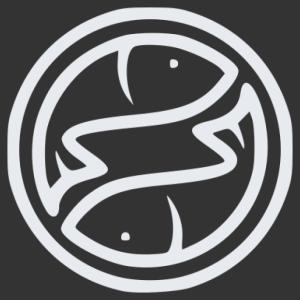 Horoszkóp - Halak 001 matrica kép
