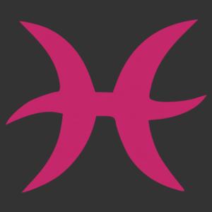 Horoszkóp - Halak 002 matrica kép