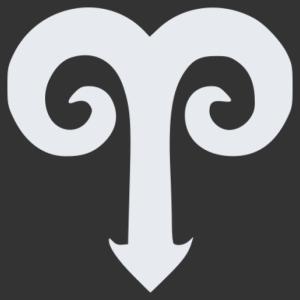 Horoszkóp - Kos 002 matrica kép