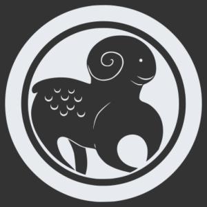 Horoszkóp - Kos 003 matrica kép