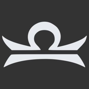 Horoszkóp - Mérleg 002 matrica kép
