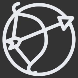 Horoszkóp - Nyilas 001 matrica kép