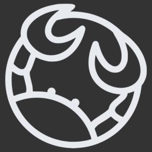 Horoszkóp - Rák 001 matrica kép