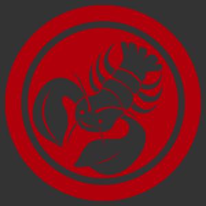 Horoszkóp - Rák 003 matrica kép