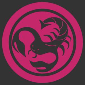 Horoszkóp - Skorpió 003 matrica kép