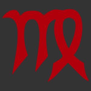 Horoszkóp - Szűz 002 matrica kép
